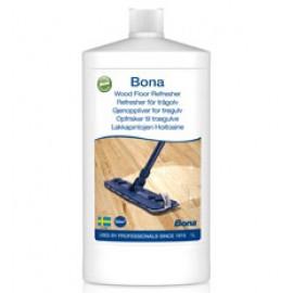 Препарат за освежаване на дървени лакирани подове /сатен/ - 1 L