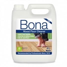 Препарат за почистване на лакирани дървени подове - 4 л